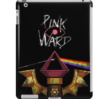 The Dark Side of the Brush -stressed- iPad Case/Skin