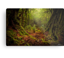 The Ballroom Forest Metal Print
