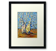 Kimberley Giants Boabs Framed Print