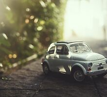 FIAT all over Town : Sidewalk by inLitestudio