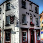 Old Red Lion by Andrew Pounder
