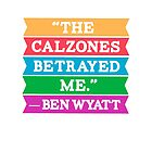 """Parks & Rec: """"Calzones"""" by dictionaried"""