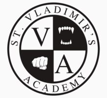 St. Vladimir's (Vampire) Academy (light-based) by dictionaried