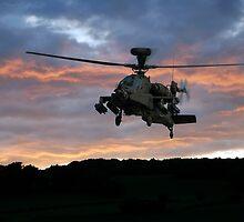 Apache Sunset by © Steve H Clark