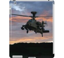 Apache Sunset iPad Case/Skin