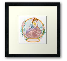 Anya, My Mother Framed Print