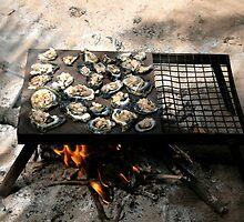 Oysters Kilpatrick by LouD