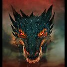 Black Dragon by drakhenliche