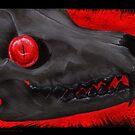 Coyote Smile by drakhenliche