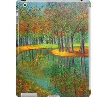 Autumn reflection iPad Case/Skin