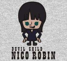 One Piece - Nico Robin by Sandy W
