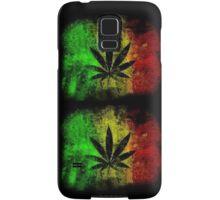 Rayada's - Rasta weed collection Samsung Galaxy Case/Skin