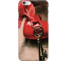Keys To Happiness iPhone Case/Skin