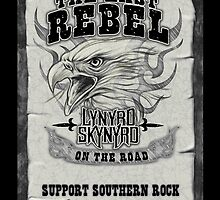 Support Southern Rock iPhone 6 Case by MilMuertes