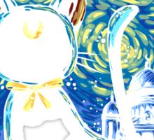 Clair de Lune Sticker