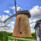 Bembridge Windmill #2 by manateevoyager