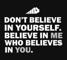 Tengen Toppa Gurren Lagann - Believe in me by Sandy W