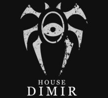 MTG - House Dimir [Vintage Edition] by Sandy W