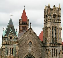 Downtown Cincinnati | Covenant-First Presbyterian Church by ckleshinski