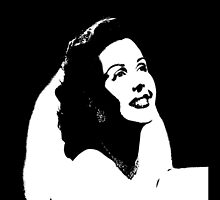 Ann Miller Is Hopeful by Museenglish