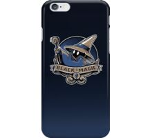 Black Magic School iPhone Case/Skin