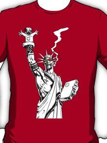 Transmetropolitan: Spider of Liberty T-Shirt