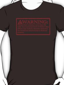 Rated F for Feels T-Shirt