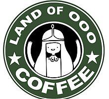 COFFEE: LAND OF OOO by iumba