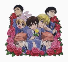 Ouran Highschool Host Club Kids Clothes