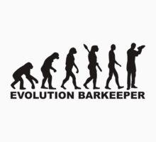 Evolution barkeeper by Designzz