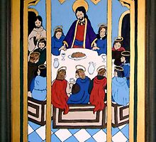 Last Supper by Shulie1