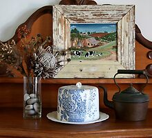 Cottage sideboard by Maggie Hegarty
