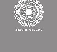 Order Of The White Lotus by alfishie