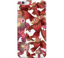 Cute random owl pattern iPhone Case/Skin