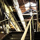 Fremantle Jail II by Richard Owen