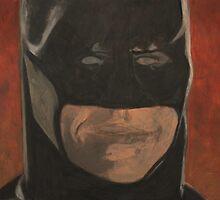 Smiling Batman by Mladen