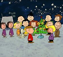 Charlie Brown Christmas by Hailey53098