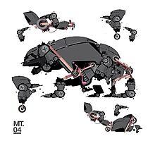 Animal robots Photographic Print