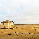 Kolmanskop I by Neville Jones