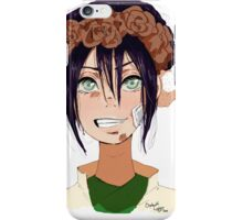 Toph's Rock Crown iPhone Case/Skin