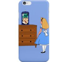 Through the Looking Box iPhone Case/Skin