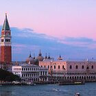 Sunset On St Mark's - Venice by Francis Drake
