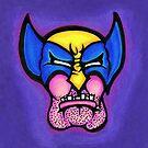 Wolverine by Montia Garcia