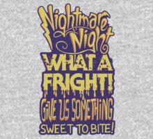Nightmare Night! by Lauren Herda