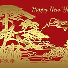 Chinese New Year, Happy New Year General by Moonlake
