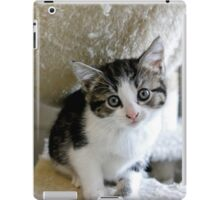 With the World on my Shoulders iPad Case/Skin