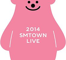 SMTOWN LIVE 2014 T-SHIRT by kadal