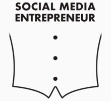 SOCIAL MEDIA ENTREPRENEUR (W) by ezcreative