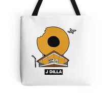 J DILLA DONUTS Tote Bag
