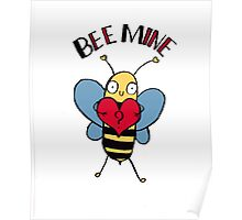 Bee Mine? Poster